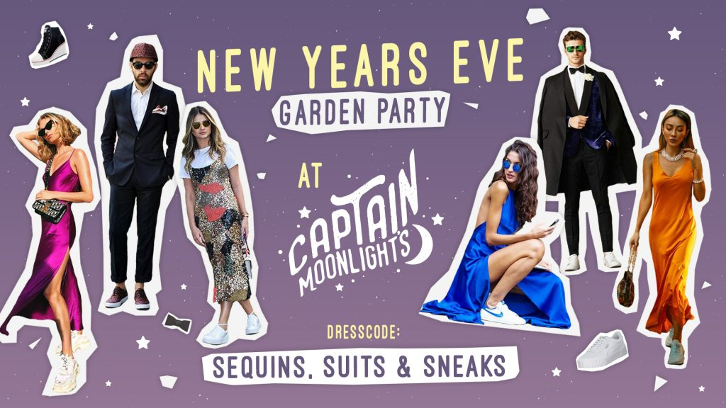 New Years Eve Garden Party